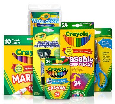 Back to School Supplies Kit (Grades 2-3)